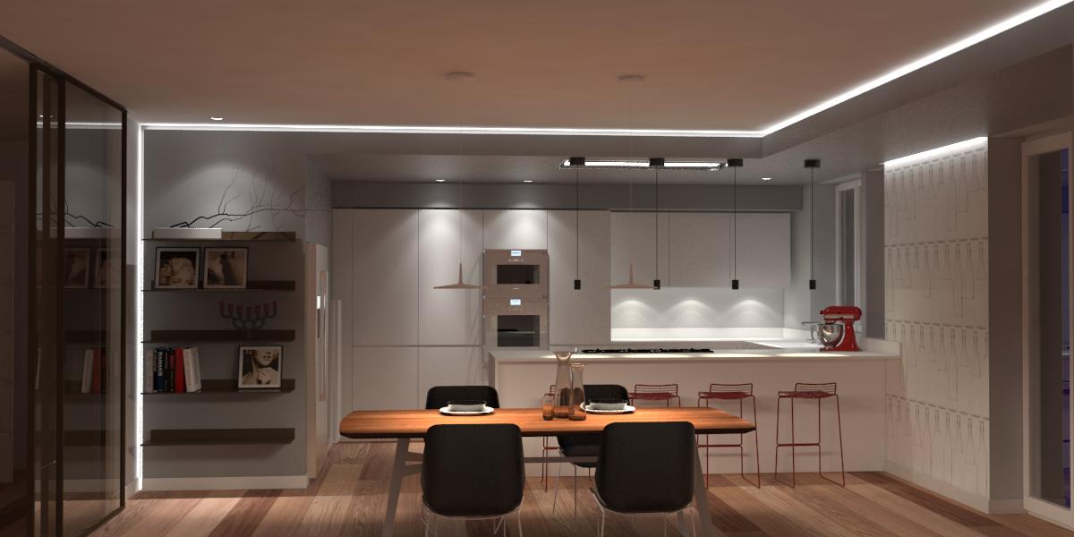 D absolute design arredamento d 39 interni architettura for Progetti architettura interni